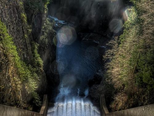 Cleveland Dam, Capilano River Regional Park
