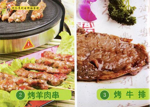 利仁电饼铛食谱,牛排